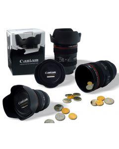 Objektiv Sparbössa Kameraobjektiv