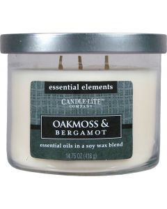 Essential 14,75 oz/418g Oakmoss & Bergamot
