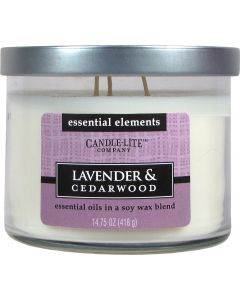 Essential 14,75 oz/418g Lavender & Cedarwood