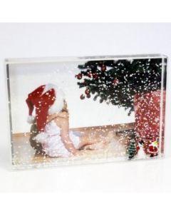 Xmas acrylic Block