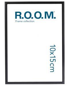 Metallram Svart 10x15 Room