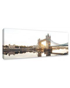 Tavla Canvas 60x150 London Tower Bridge