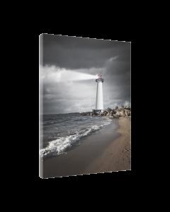 Tavla Canvas 50x70 Lighthouse