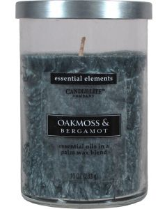 Essential 10 oz/283g Oakmoss & Bergamot