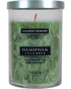 Essential 10 oz/283g Eucalyptus & Cucumber