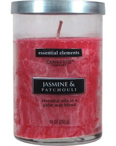 Essential 10 oz/283g Jasmine & Patchouli