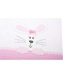 Goldbuch Baby album 30x31cm Bunny pink