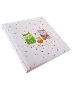 Goldbuch Baby album 30x31cm Owls