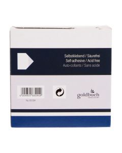 Goldbuch Photo corners 500 display 24 boxes