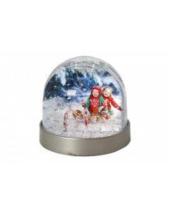 Snow Dome Silver
