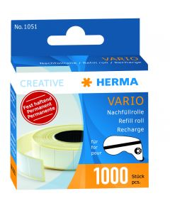 Herma Vario Tab Dispenser Refill Roll