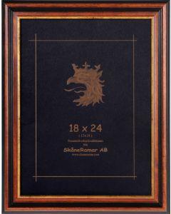 Classic 932 Antik/Brun 12x12