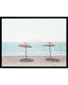 Poster 30x40 Summer Beach