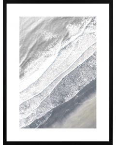 Poster 30x40 Light Waves (Planpackad)