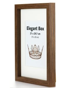 Elegant Box Brun