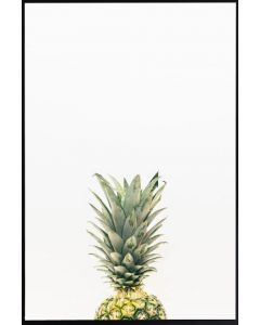 Poster 50x70 Green Pineapple (Planpackad)
