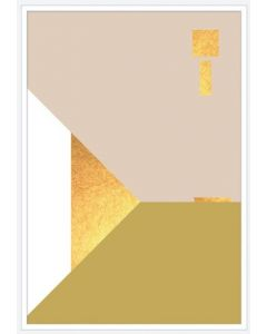 Poster 30x40 Abstract Art No 3 (Planpackad)