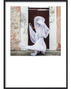Poster 42x59,4 A2 Mystery Girl IV
