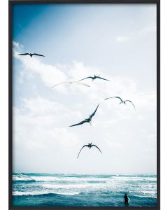 Poster 42x59,4 A2 Fishermans Paradise