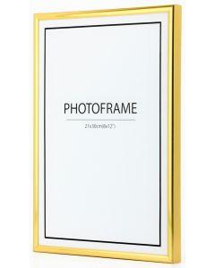 Victoria Guld med plexiglas